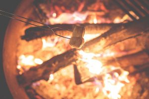 Camp Fire Ring